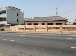 serviced land for sale at Adabraka