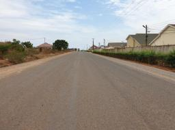 serviced land for sale at TEMA COMMUNITY 25 - RESIDENTIAL AND COMM