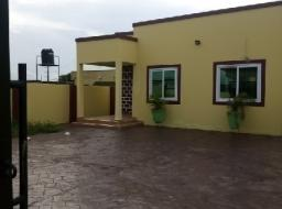 3 bedroom house for sale at Lakeside estate. Botwe