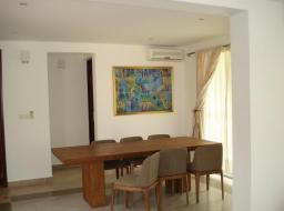 4 bedroom furnished townhouse for rent at Labadi