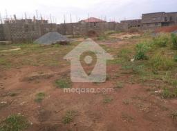 serviced land for sale at East Legon Hills