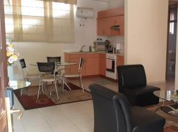 1 bedroom furnished apartment for rent at East airport Regimanuel Golden gate