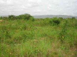 serviced land for sale at McCarthy Hill