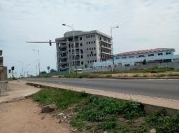 serviced land for sale at Teshie