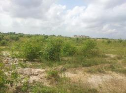 serviced land for sale at BRITISH INT. SCHOOL  EAST LEGON HILLS