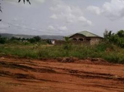 serviced land for sale at Oyarifa