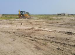 serviced land for sale at TEMA COMMUNITY 25 DEVTRACO