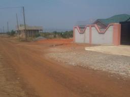 serviced land for sale at Shai Hills