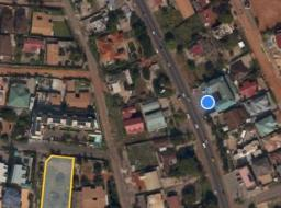 serviced land for sale at Asoyi Crescent