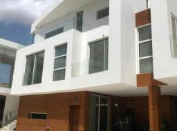 4 bedroom furnished townhouse for rent at Airport Area