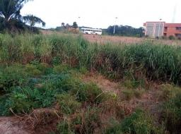 land for sale at Elmina - Takoradi road