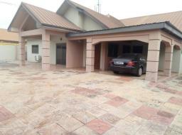 3 bedroom house for rent at Botwe east legon hills.