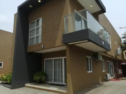 4 bedroom furnished townhouse for rent at Labone