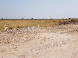 serviced land for sale at TSOPOLI