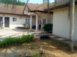 2 bedroom furnished house for rent at Oyarifa