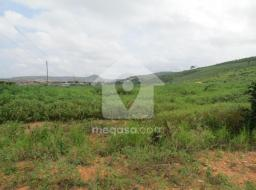 land for sale at Dodowa