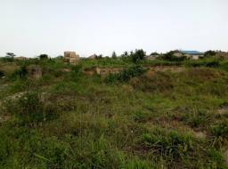 land for sale at Ayi Mensah