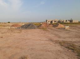 serviced land for sale at TEMA COMMUNITY 25
