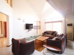 3 bedroom furnished townhouse for rent at East Legon