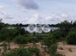land for sale at Ada Foah