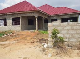 serviced land for sale at PRAMPRAM