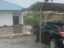 4 bedroom house for rent at Kasoa