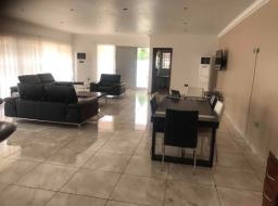 5 bedroom furnished house for rent at Community 5