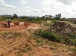 serviced land for sale at Oyibi-Bawaleshie